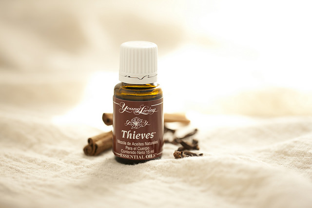 Lara Recommends: Thieves Oil