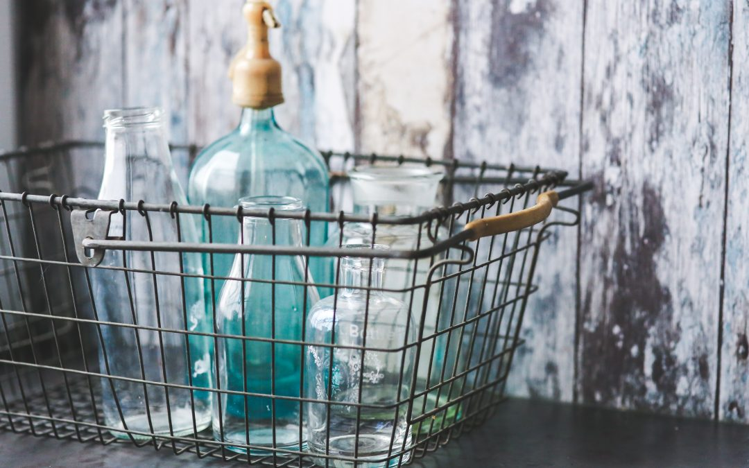 Creating A Spring Cleaning Gift Basket For Your Clients