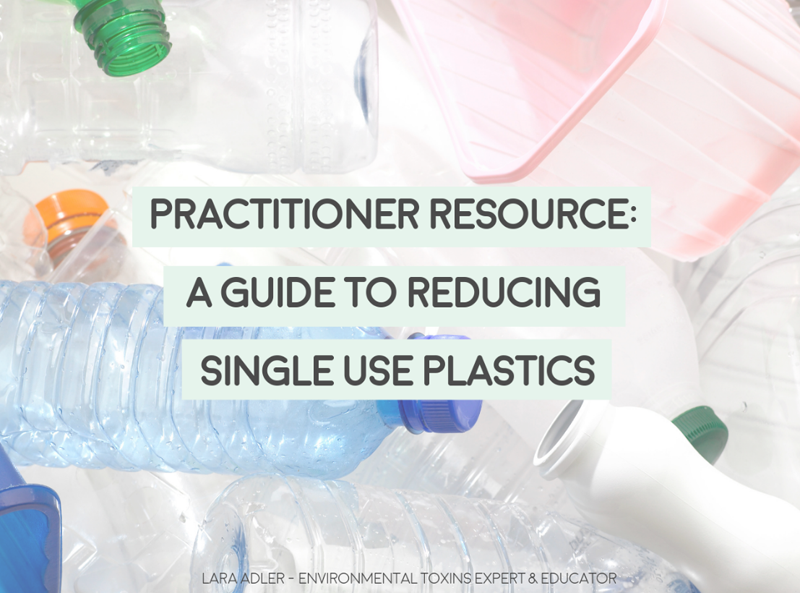 How To Reduce Single Use Plastics
