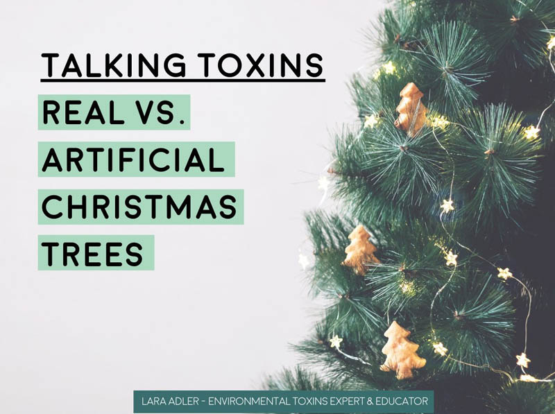 Toxic Christmas Trees, And Why Real Trees Aren't Always Best